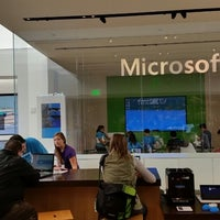 Photo taken at Microsoft by Hamad A. on 8/11/2014