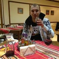 Photo taken at Hotel Kralev Dvor by Stanislav S. on 1/17/2013
