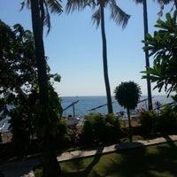 Photo taken at Coral View Villas Bali by Djodie K. on 9/16/2012