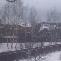 Photo taken at Сальково by Иван В. on 1/7/2013