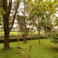 Photo taken at Perhutani Unit III Jabar & Banten by Agung A. on 2/3/2013