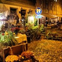 Снимок сделан в Кафе 1 / Cafe 1 пользователем Katerina B. 10/22/2012