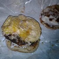 Photo taken at Papamalloy Burger by Ahmad R. on 10/4/2012