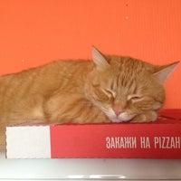 Снимок сделан в Pizza Hut пользователем Eleoles 6/2/2014