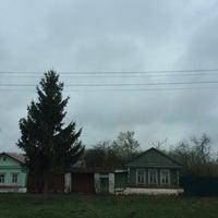 Photo taken at Ж/Д переезд by Николай К. on 4/30/2014