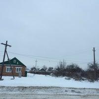 Photo taken at Ж/Д переезд by Николай К. on 2/9/2014