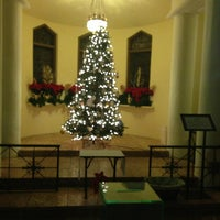 Photo taken at St Paul's Episcopal Church by Margo on 12/11/2013