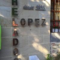 Photo taken at Heladeria Lopez by Artur M. on 7/28/2015