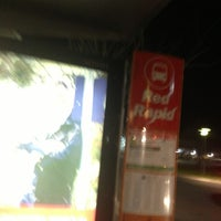 Photo taken at Gungahlin Bus Station Pl 4 (#7011) by Alistair B. on 9/7/2013