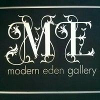 Photo taken at Modern Eden Gallery by Catarina L. on 8/29/2015