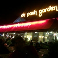 Photo taken at De Pauh Garden Restaurant & Cafe by jzan a. on 1/18/2013