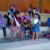 Photo taken at Lapangan Yoga Perkanti Jimbaran by Bambang K. on 9/10/2013