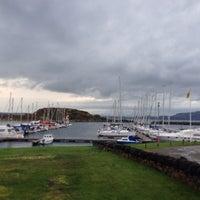 Photo taken at Craobh Marina by John B. on 10/7/2013