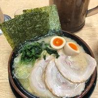 Photo taken at 家系ラーメン 松田家 by Inatani M. on 2/28/2018