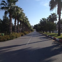 10/28/2012에 Hasan O.님이 Akdeniz Üniversitesi에서 찍은 사진