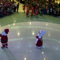 Photo taken at SM City Naga by Aiiyan B. on 12/16/2012