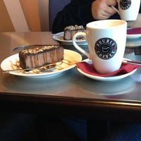 Photo taken at Double Coffee by Анна Ш. on 2/2/2013
