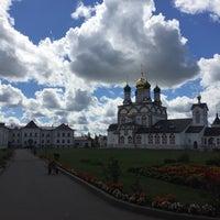 Photo taken at Троице-Сергиев Варницкий монастырь by Valeriya S. on 8/16/2016