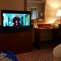 Photo taken at DoubleTree by Hilton Hotel Los Angeles - Norwalk by Christina O. on 5/15/2016