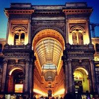 Foto scattata a Galleria Vittorio Emanuele II da Helena S. il 7/31/2013