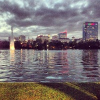 Photo prise au Hermann Park par Julian K. le12/25/2012