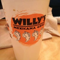 Photo taken at Willy's Mexicana Grill #6 by Sean S. on 4/13/2013