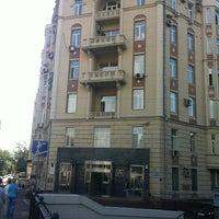 Photo taken at Департамент информационных технологий города Москвы by Sergey P. on 7/19/2013