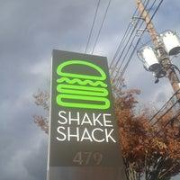 Photo taken at Shake Shack by Greg W. on 11/8/2013