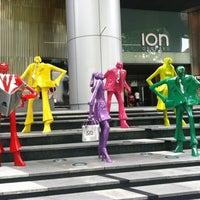 Photo taken at Orchard Street Market (Flea) @Concorde Hotel! by Evgeniya I. on 10/17/2012