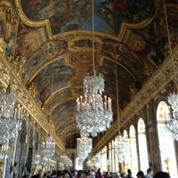 Photo taken at Palace of Versailles by Sherie S. on 7/7/2013
