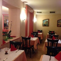 Photo taken at Ristorante Al Fiume by Amit G. on 2/22/2015