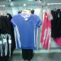 Photo taken at Adidas outlet store by Tania F. on 7/21/2013