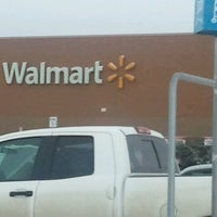 Photo taken at Walmart Supercenter by april g. on 12/2/2012