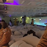Photo taken at Supperclub Cruise by Lieselot V. on 3/14/2015
