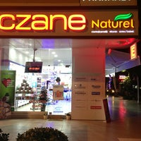 Photo taken at Eczane Naturel by Ender Can A. on 8/5/2013