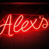 Photo taken at Alex's Tavern by Chris H. on 2/20/2014