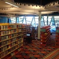 Photo taken at Stephens Library by Jennifer L. on 11/21/2014