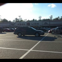 Photo taken at Food Lion Grocery Store by Justin M. on 3/25/2013