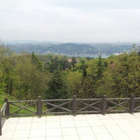 Photo taken at Plateau (Robert College) by Cüneyt on 4/21/2013