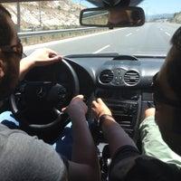 Photo taken at Izmir - Aydin Motorway by Mete Ö. on 5/26/2013