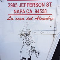 Photo taken at Tacos Garcia by Scott M. on 3/22/2014
