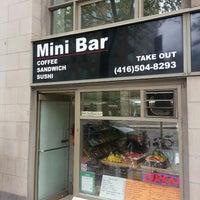 Photo taken at Mini Bar by Ron M. on 5/8/2013