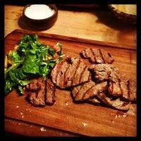 7/5/2013 tarihinde Yilmaz B.ziyaretçi tarafından Nusr-Et Steakhouse'de çekilen fotoğraf