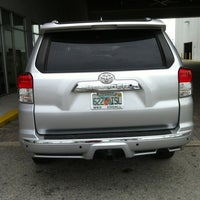Photo taken at Toyota of South Florida by Mansur Y. on 6/3/2013