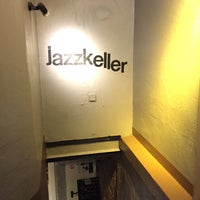 Photo taken at Jazzkeller by Natalie P. on 7/13/2016