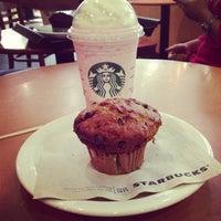 Photo taken at Starbucks by Lucas F. on 3/24/2013