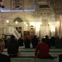 Photo taken at Sokullu Mehmet Paşa Camii by M. Sami M. on 4/14/2013