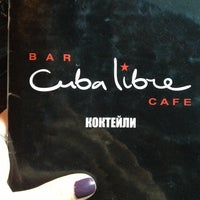Photo taken at Cuba Libre by anna t. on 3/24/2013