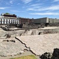 Foto tomada en Museo del Templo Mayor por Miguel V. el 3/17/2013