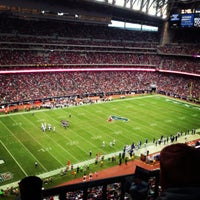 Photo taken at NRG Stadium by Jesse Joe C. on 12/16/2012